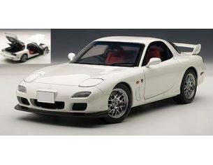 Auto Art / Gateway AA75989 MAZDA RX-7 (FD) SPIRIT R TYPE A 2002 WHITE 1:18 Modellino