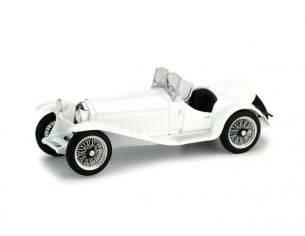 Brumm BM0077-02 ALFA ROMEO 2300 1931 STRADALE WHITE 1:43 Modellino