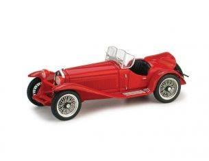 Brumm BM0077-03 ALFA ROMEO 2300 1931 STRADALE RED 1:43 Modellino