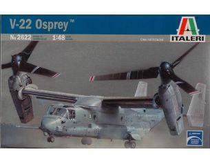 Italeri IT2622 V-22 OSPREY KIT 1:48 Modellino