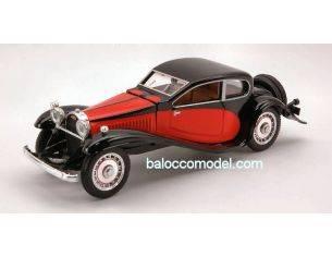 Rio RI4261 BUGATTI T 50 1933 RED/BLACK 1:43 Modellino