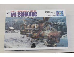 LEE 00106 AIR - Superiority Series Mi-28Havoc 1:72 kit militiari Modellino