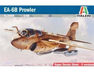 Italeri 2698 EA-6B Prowler model kit 1:48 Modellino