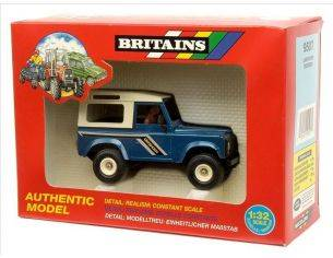 Britains BR0041 LAND ROVER NEW DISCOVERY 1:32 Modellino