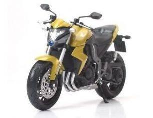 Automaxx 6000 HONDA CB1000R DARK YELLOW 1/12 Modellino