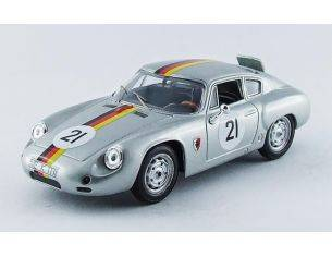 Best Model 9535 PORSCHE ABARTH 1000 KM PARIGI 1/43 Modellino