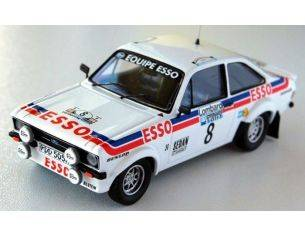 Trofeu 1025 FORD ESCORT MKII RAC 1979 1/43 Modellino