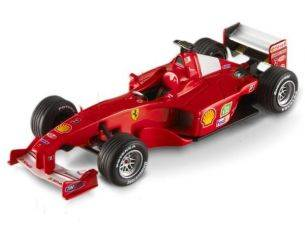 Hot Wheels HWV8379 FERRARI M.SCHUMACHER 2000 N.3 WINNER JAPAN GP WORLD CHAMPION 1:43 Modellino