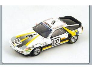 Spark Model S3408 PORSCHE 928 S N.107 22th LM 1984 BOUTINAUD-RENAULT-GUINAND 1:43 Modellino