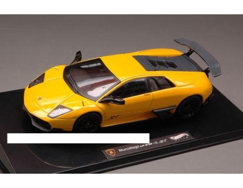 Hot Wheels Hwt6934 Lamborghini Murcielago Lp 670 4 Sv