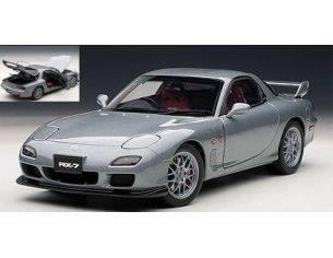 Auto Art / Gateway AA75987 MAZDA RX-7 (FD) SPIRIT R TYPE A 2002 SILVER 1:18 Modellino