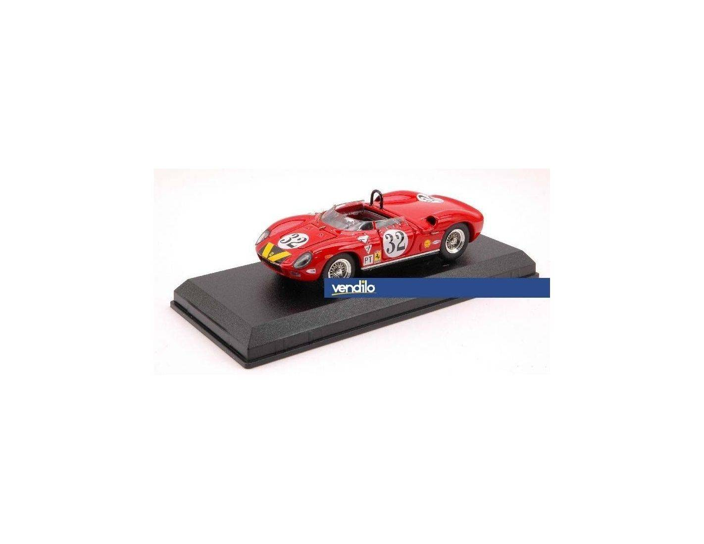 Art Model AM0211 FERRARI 275 P N.32 12th SEBRING 1965 O'BRIEN-RICHARDS 1:43 Modellino