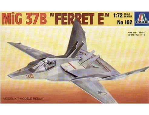 Italeri IT162 MiG 37B FERRET E KIT militari 1:72 Modellino