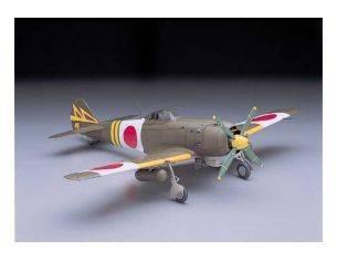 Hasegawa 08074 NAKAJIMA Ki84 TYPE 4 FIGHTER HAYATE (FRANK) 1:32 KIT Modellino