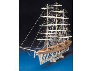 Mantua Model CUTTY SARK 1860 Clipper Inglese 1:200 Kit Modellino
