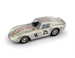Brumm BM0531 FERRARI 250 GTO N.25 4th LM 1963 DUMAY-ELDE' L.DERNIER 1:43 Modellino