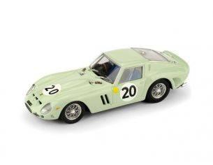 Brumm BM0533 FERRARI 250 GTO N.20 29th LM 1962 IRELAND-GREGORY 1:43 Modellino
