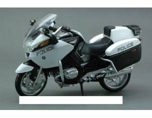 New Ray NY43153 BMW R1200 RT-P U.S.POLICE 1:12 Modellino