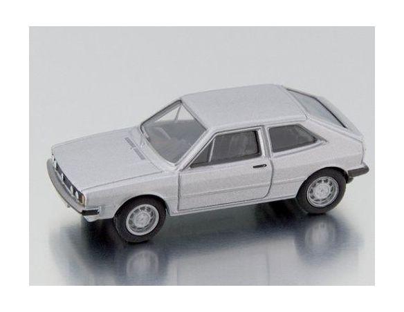 Bub 08475 VW SCIROCCO I SILVER METAL 1/87 Modellino