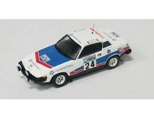 Trofeu TF2002 TRIUMPH TR 7 9th RAC RALLY 1976 CULCHETH-DYER 1:43 Modellino