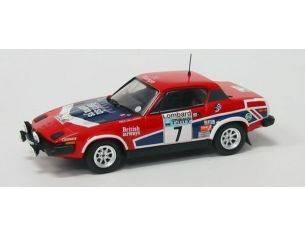 Trofeu TF2003 TRIUMPH TR 7 N.7 4th RAC RALLY 1978 POND-GALLAGHER 1:43 Modellino
