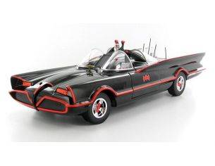 Hot Wheels HWW1171 BATMOBILE IN HERITAGE 1966 1:18 Modellino