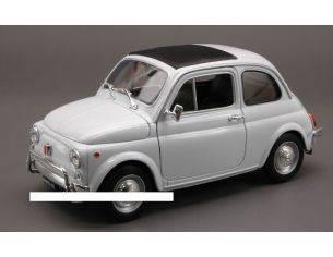 Welly WE1464 FIAT 500 L 1968 WHITE 1:18 Modellino