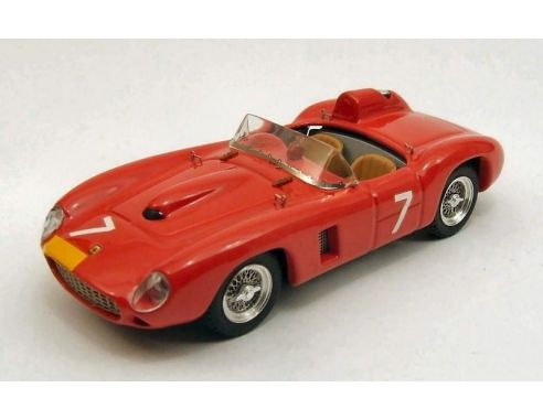 Art Model AM0216 FERRARI 290 MM N.7 NURBURGR.'57 1:43 Modellino