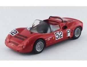 Best Model BT9531 ABARTH SP 1000 N.52 RETIRED 1000 Km NURBURGRING 1967 WALTON-MORGAN 1:43 Modellino