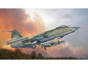 Italeri IT2504 F-104 A/C STARFIGHTER DECALS x 4 VERSIONI KIT 1:32 Modellino