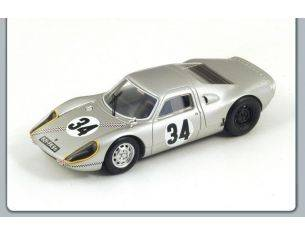 Spark Model S3440 PORSCHE 904 N.34 7th LM 1964 BUCHER-LIGIER 1:43 Modellino