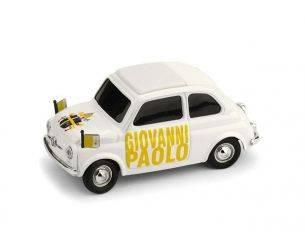 Brumm BMBR050 FIAT 500 GIOVANNI PAOLO BEATO LUI 1:43 Modellino