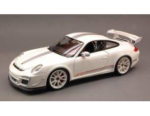 Bburago BU11036W PORSCHE 911 GT3 RS 4.0 2012 WHITE 1:18 Modellino
