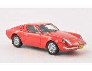 Neo Scale Models NEO46155 PUMA GT COUPE' (VW DO BRASIL) RED 1:43 Modellino