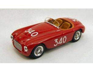 Art Model AM0218 FERRARI 166 MM N.340 50th MM 1951 E.CASTELLOTTI-P.ROTA 1:43 Modellino