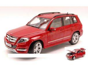 Maisto MI36200R MERCEDES GLK 350 4 MATIC 2010 AMARANTH RED 1:18 Modellino