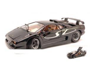 Maisto MI31844 LAMBORGHINI DIABLO SV 1995 BLACK 1:18 Modellino
