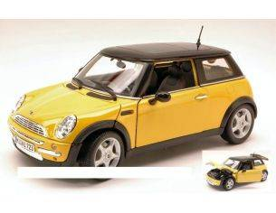 Maisto MI31656 NEW MINI TETTUCCIO PER IL SOLE YELLOW 1:18 Modellino