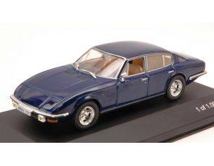 White Box WB085 MONICA 560 V8 1974 DARK BLUE 1:43 Modellino