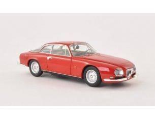 Neo Scale Models NEO45600 ALFA ROMEO 2600 SPRINT ZAGATO 1967 RED 1:43 Modellino