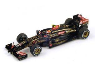 Spark Model S3090 LOTUS E22 P.MALDONADO 2014 N.13 RETIRED MALAYSIAN GP 1:43 Modellino