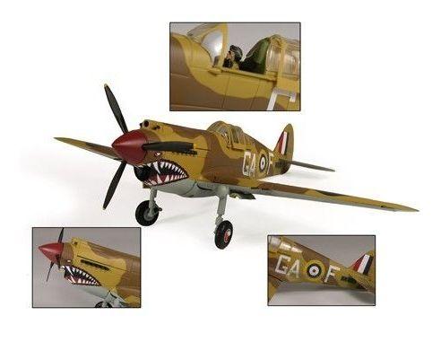 21st Century Toys 13294S2 P-40B WARHAWK FLG.OFF NEVILDUKE 1/32 Modellino
