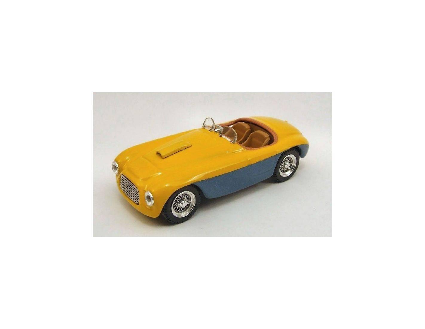 Art Model AM0224 FERRARI 166 SPIDER EVITA PERON 1949 PERSONAL CAR 1:43 Modellino