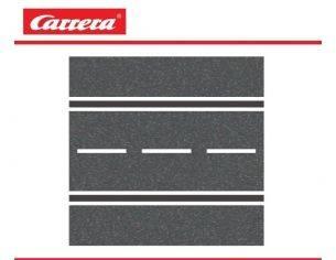 Carrera Evolution 205093 4 PEZZI RETTILINEO STANDART CM 34,5 Modellino
