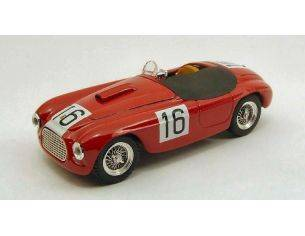 Art Model AM0227 FERRARI 166 SPYDER N.16 WINNER 12H PARIGI 1950 CHINETTI-LUCAS 1:43 Modellino