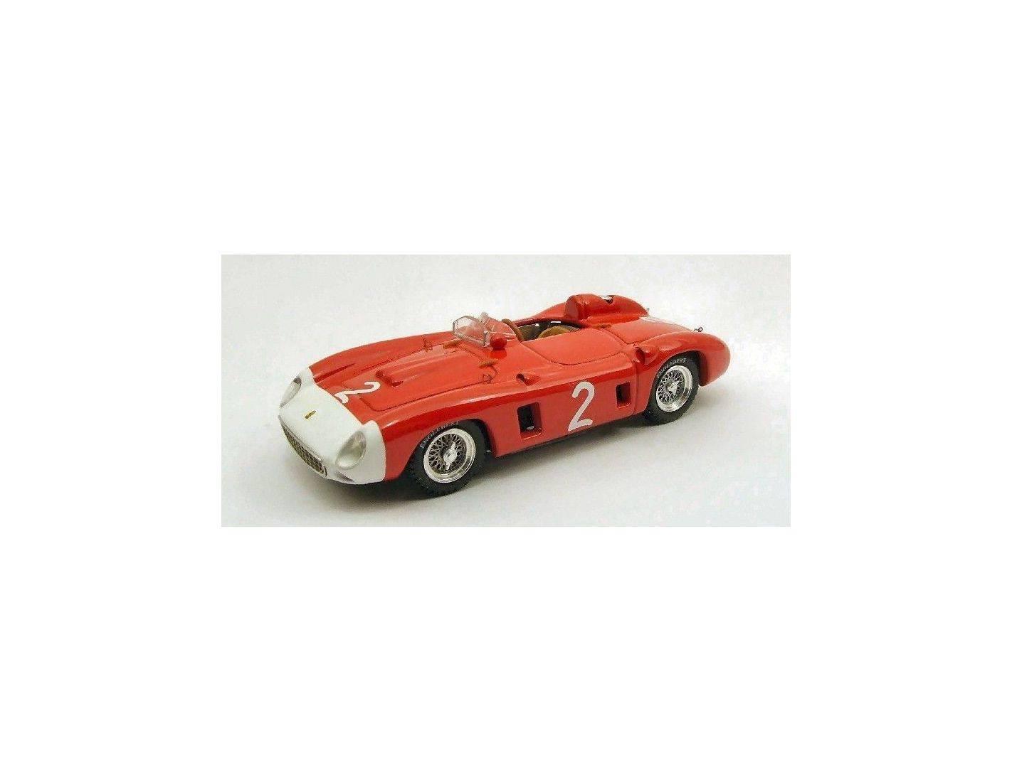 Art Model AM0228 FERRARI 860 MONZA N.2 WINNER GP ROUEN 1956 E.CASTELLOTTI  1:43 Modellino