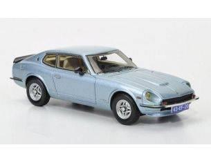 Neo Scale Models NEO43986 DATSUN 260 Z2+2 1975 BLUE MET.1:43 Modellino