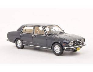 Neo Scale Models NEO45040 ALFA ROMEO 2300 RIO 1976 DARK BLUE 1:43 Modellino