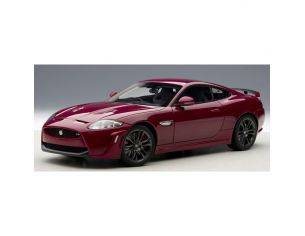 Auto Art / Gateway AA73642 JAGUAR XKR-S 2011 RED 1:18 Modellino