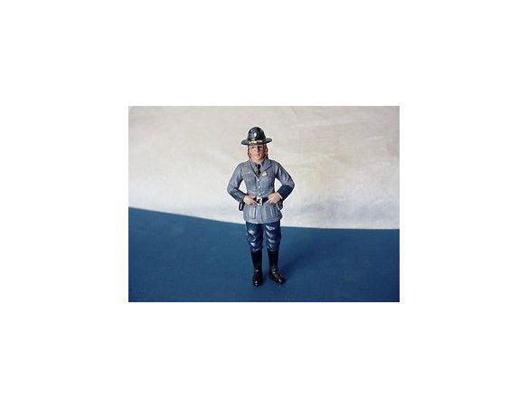 American Diorama 16162 STATE TROOPER SHARON 1/24 Modellino